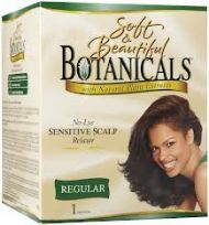 Botanicals alisador, Regular